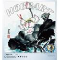 Лотос китайской тушью Раскраска по номерам на холсте Hobbart
