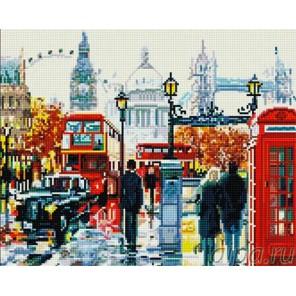 Лондон Алмазная мозаика на подрамнике