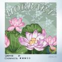 Жемчужный лотос Раскраска по номерам на холсте Hobbart