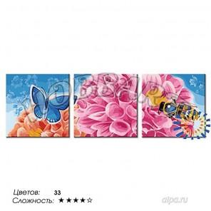 Количество цветов и сложность Медовый урожай Раскраска по номерам на холсте Hobbart PH340120025