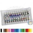 Набор акриловых красок в тюбиках HOBBART 90008