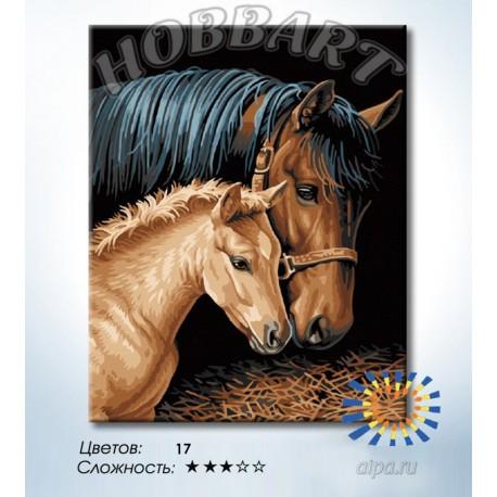 заботливая раскраска по номерам на холсте Hobbart Hb4050345 Lite
