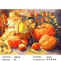 Домовые Раскраска картина по номерам на холсте Белоснежка