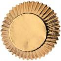 Золото Набор бумажных форм для кексов золото Wilton ( Вилтон )