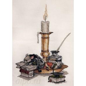 Архивариус Набор для вышивания Neocraft
