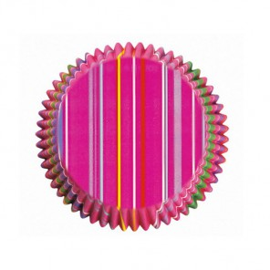 Полосы Набор бумажных мини форм для кексов Wilton ( Вилтон )