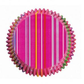 Полосы Набор бумажных форм для кексов Wilton ( Вилтон )