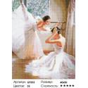 Балерины Алмазная мозаика вышивка Painting Diamond