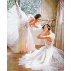 Балерины Алмазная мозаика вышивка Painting Diamond GF353
