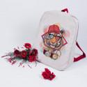 Папарацци Набор для шитья и вышивания, текстильная сумка МАТРЕНИН ПОСАД