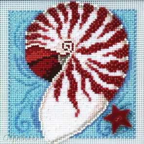 Морская раковина Набор для вышивания MILL HILL
