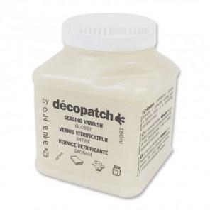 Защитный глянцевый лак для декопатча Decopatch Aquapro 180 мл