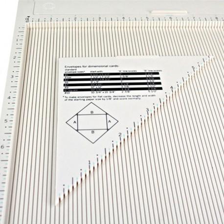 Доска для разметки и сгибания бумаги Марта Стюарт Martha Stewart
