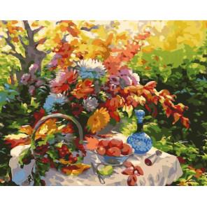 Праздник лета Раскраска картина по номерам на холсте Z-GX6296