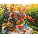 Праздник лета Раскраска картина по номерам на холсте