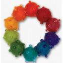 Разноцветный Браслет из войлочных шариков с бисером Dimensions