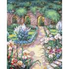 Утро Раскраска картина по номерам на холсте Белоснежка 046-AB-C