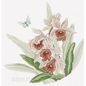 Нежные цветы Набор для вышивания Белоснежка 1161-14