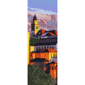 Альгамбра  Испания Набор для вышивания Белоснежка