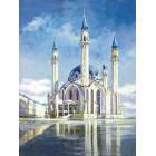 Мечеть Кул-Шариф Алмазная мозаика на подрамнике LE022