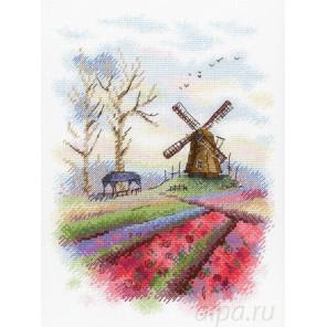 Южная голландия Набор для вышивания МП Студия А-017