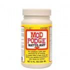 Матовый Клей для декупажа 11301 Mod Podge Plaid