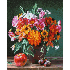 Осенняя импрессия Раскраска картина по номерам Schipper (Германия) 9130778