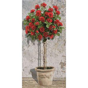 Розовое дерево красное Раскраска картина по номерам Schipper (Германия) 9220776