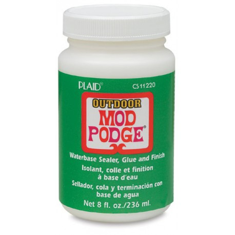 Наружного применения Клей лак для декупажа 11220 Mod Podge