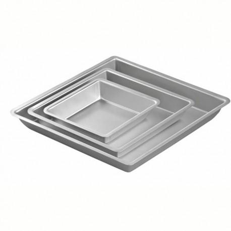 Квадраты 4шт Формы для выпечки металлические Wilton ( Вилтон )
