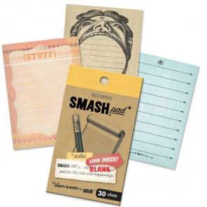 Универсальный Блокнот Smash для скрапбукинга Blank Pad K&Company