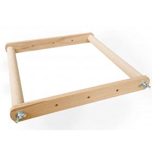 30х30 см Пяльцы-рамка с дополнительными отверстиями для изменения размера PR3030