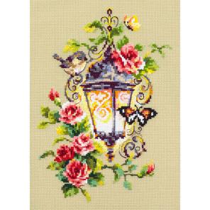 Свет вдохновения Набор для вышивания Чудесная игла 100-042