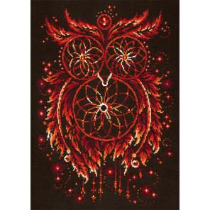 Пламя души Набор для вышивания Чудесная игла