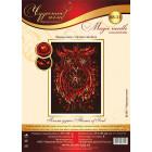 Внешний вид упаковки Пламя души Набор для вышивания Чудесная игла 88-11