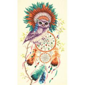 Дивный сон Набор для вышивания Чудесная игла 88-12