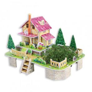 Уютная ферма 3D Пазлы Zilipoo M-007
