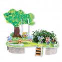 Лесной рай 3D Пазлы Zilipoo