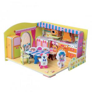 Кухня (мини серия) 3D Пазлы Zilipoo 689-2F