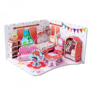 Моя спальня (мини серия) 3D Пазлы Zilipoo 689-2H