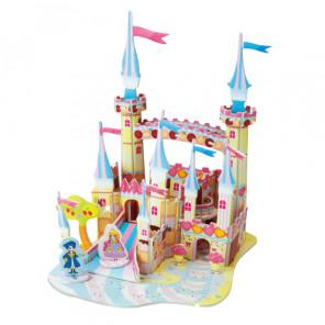 Карамельный замок (мини серия) 3D Пазлы Zilipoo 689-2I