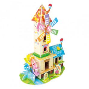 Лесной домик 2 (мини серия) 3D Пазлы Zilipoo