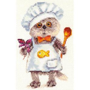 Басик шеф-повар Набор для вышивания Алиса 0-182
