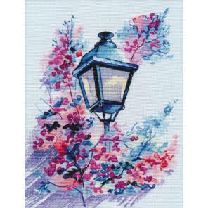 Вечерний свет Набор для вышивания Овен 1118