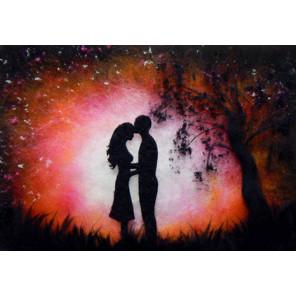 Про любовь Картина из шерсти Toyzy TZ-P045