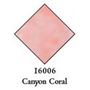 Коралловый каньон 16006 Витражная краска Gallery Glass