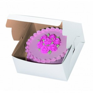 Коробка с крышкой для торта Wilton ( Вилтон )