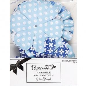 Цветы Burleigh Blue Украшение для скрапбукинга, кардмейкинга Docrafts