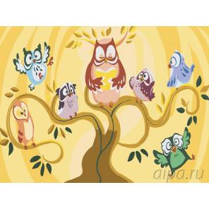 Любимая сказка Раскраска картина по номерам на холсте KRYM-OW02
