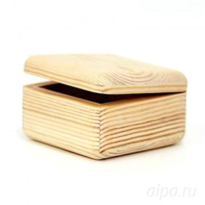 Модерн Mini Шкатулка деревянная ШМ101006